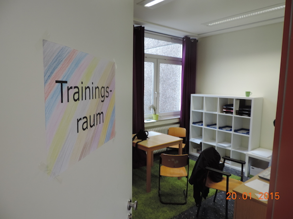 Trainingsraum1